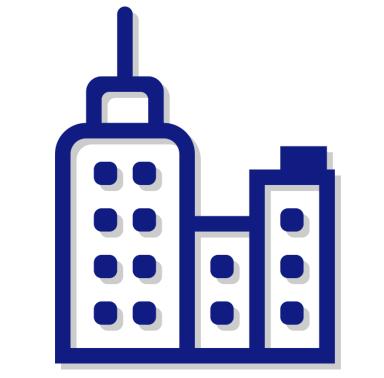 Business storage icon